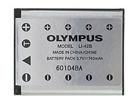 奥林巴斯LI-42B 锂离子电池